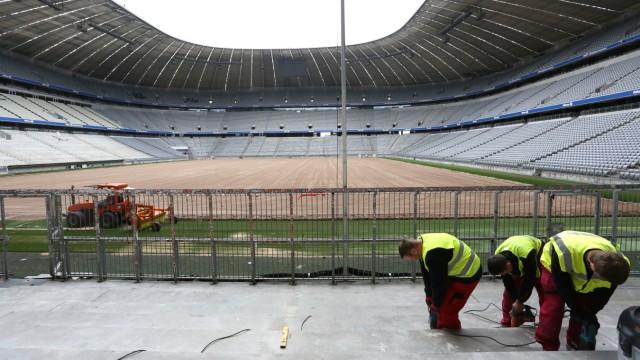 München Widerstand gegen Pläne des FC Bayern