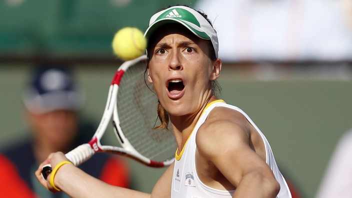 Andrea Petkovic, French Open, Tennis