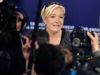 Marine Le Pen vom Front National