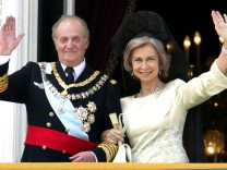 FILE - King Juan Carlos Of Spain Abdicates
