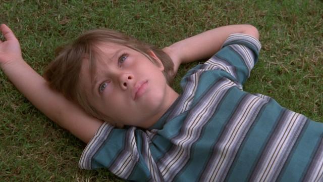 """Mason (Ellar Coltrane) in """"Boyhood"""""""