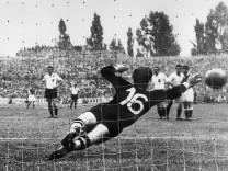 Fußball-WM '54 Deutschland - Österreich 6:1