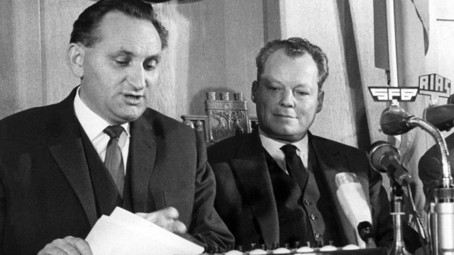 Themenpaket Willy Brandt