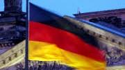 Flagge Deutschland, dpa