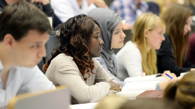 Wintersemester startet in Brandenburg