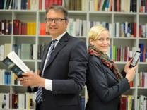 Maximilian und Nina Hugendubel, 2014