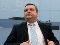 Stefan Mappus vor EnBW Untersuchungsausschuss