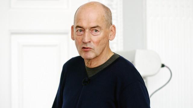 Architekt Rem Koolhaas