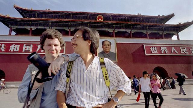 Tiananmen Fotograf Jeff Widener