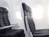 Sitze von Air New Zealand