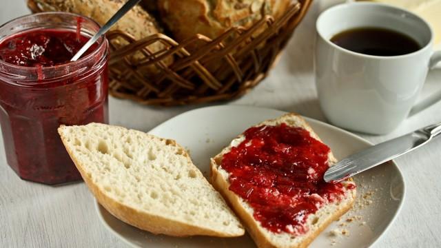 Marmeladebrötchen