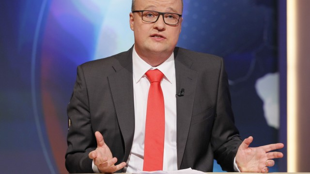 "Oliver Welke, Moderator der ""heute-show"""