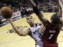 NBA, Playoffs, San Antonio Spurs, Miami Heat, Tim Duncan