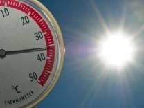Bis 34 Grad an Pfingsten