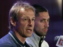 Clint Dempsey, Jurgen Klinsmann