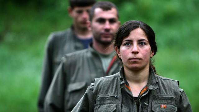Kurdische Eltern