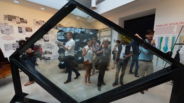 Architektur Architektur-Biennale in Venedig