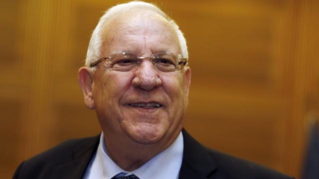 Israels neuer Präsident Reuven Rivlin