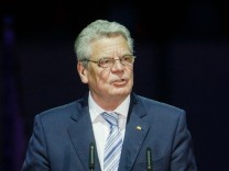 Bundespräsident eröffnet Hansetag in Lübeck