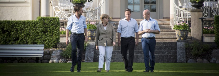 European Leaders Meet In Sweden