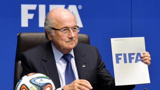 FIFA -  Joseph Blatter