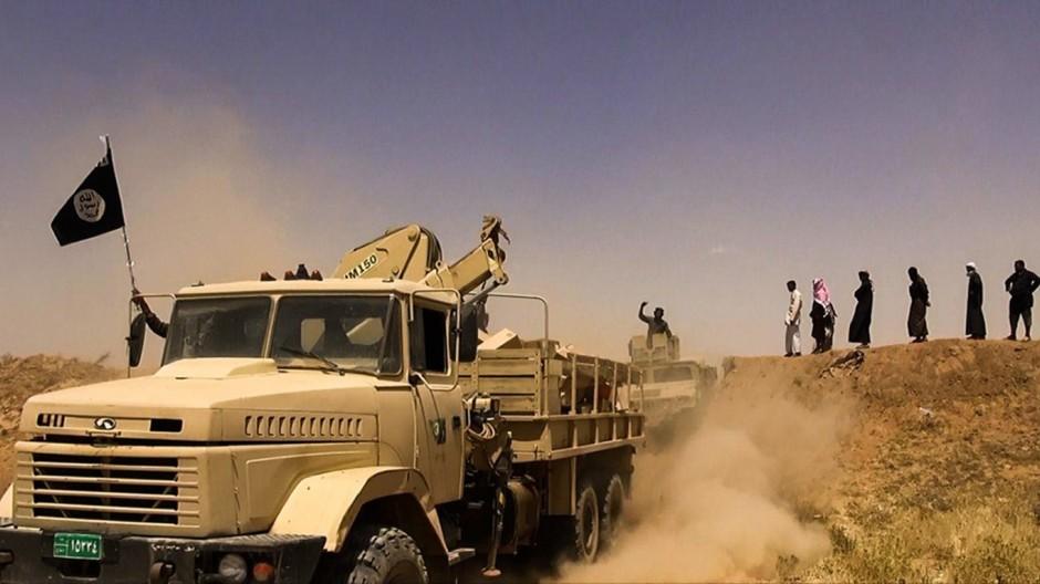 Irak Machtinteressen im Nahen Osten