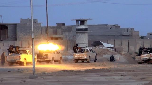 IS-Milizen Irak