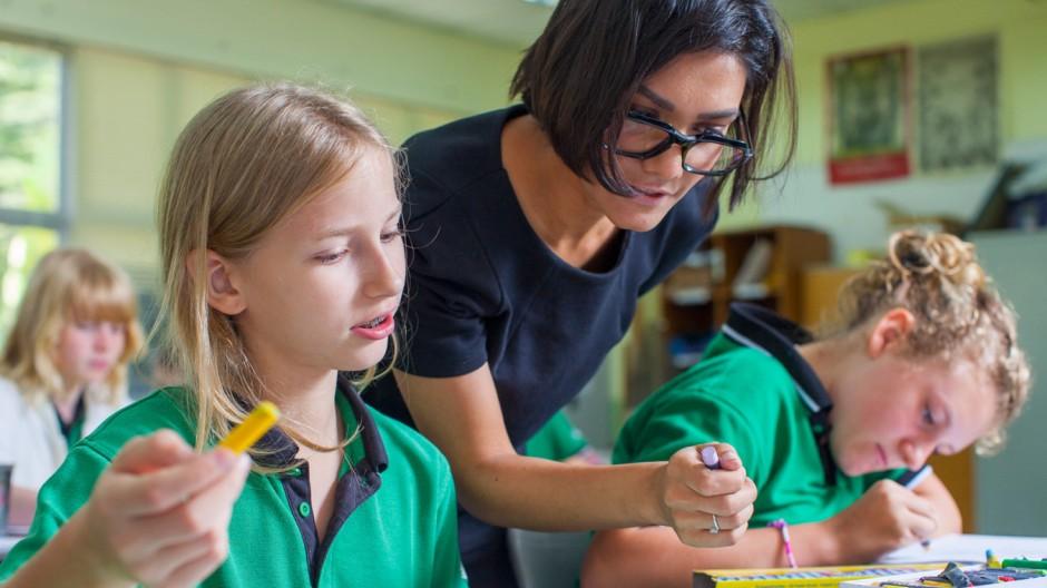 Als Lehrer fernab der Heimat unterrichten