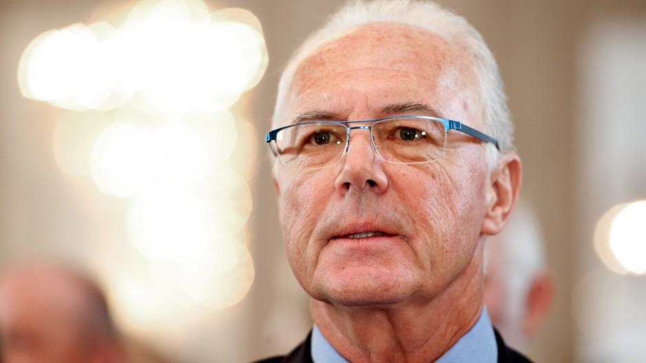 World Cup 2014 - Franz Beckenbauer