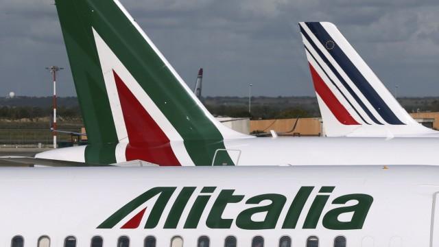 Alitalia Fluggesellschaft