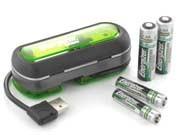 Energizer Ladegerät Virus Trojaner Sicherheit Garantie, oH