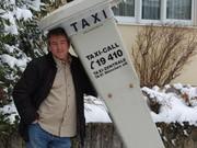 Taxifahrer München