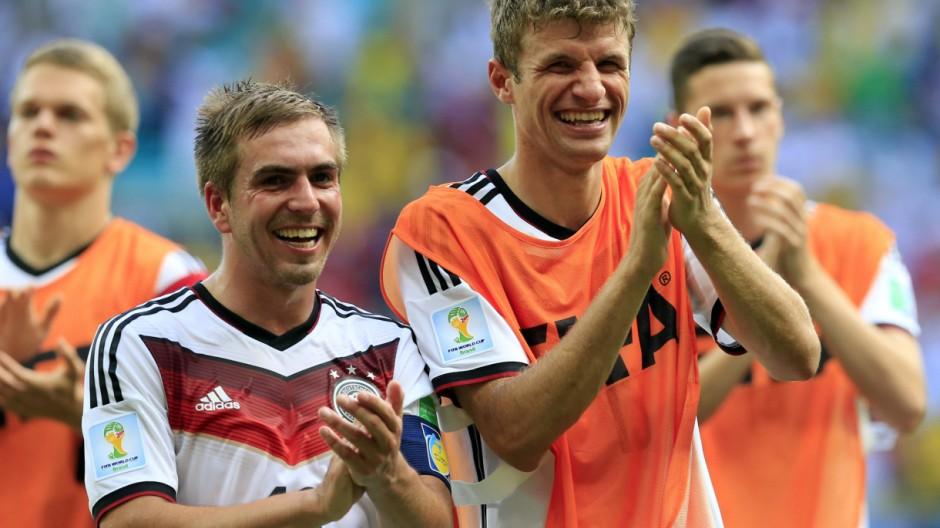 Fußball-WM Start der DFB-Elf bei der Fußball-WM