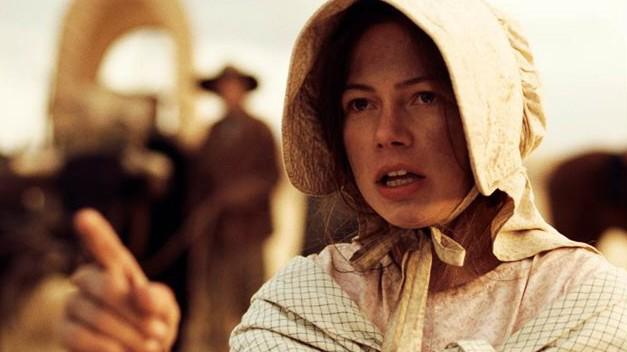 "Michelle Williams in ""Meek's Cutoff"""