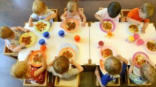 Essen in der Kindertagesstätte