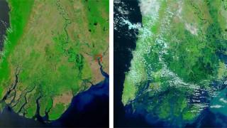 Birma nach dem Zyklon