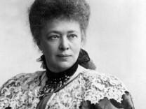 Pazifistin Friedensnobelpreisträgerin Bertha  von Suttner