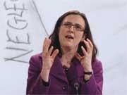 Censilia Malmström Netzsperren, AFP
