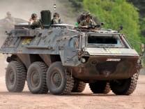 Fuchs-Panzer