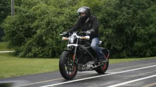 Elektro-Motorrad Harley-Davidson Project Livewire