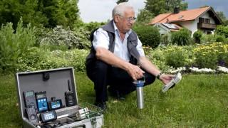 Bad Heilbrunn: Reportage ELEKTRO-SMOG für SZ m WE