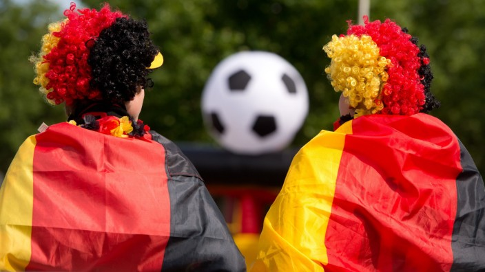 World Cup 2014 - Public Viewing Heilbronn