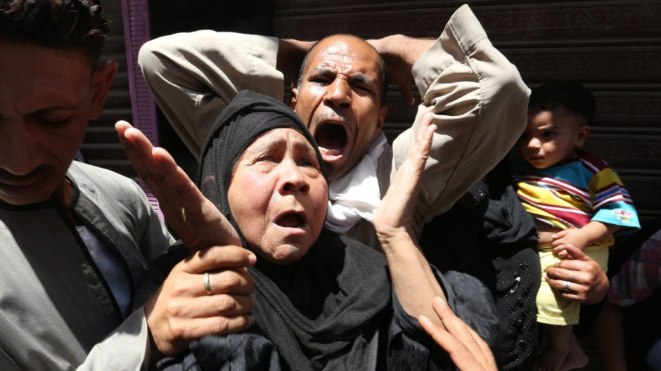 Egypt confirms death sentences of 183 including Brotherhood leade
