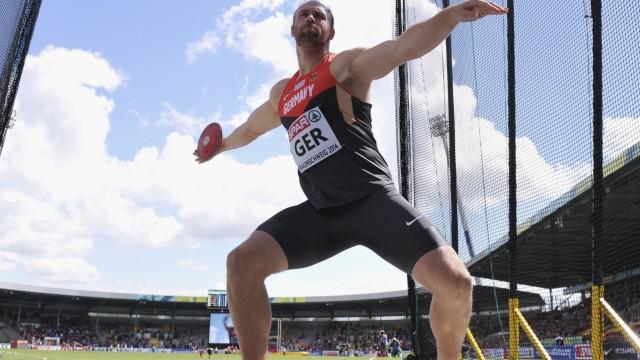 European Athletics Team Championship - Day 2