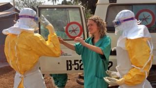 Ebola Ebola in Westafrika