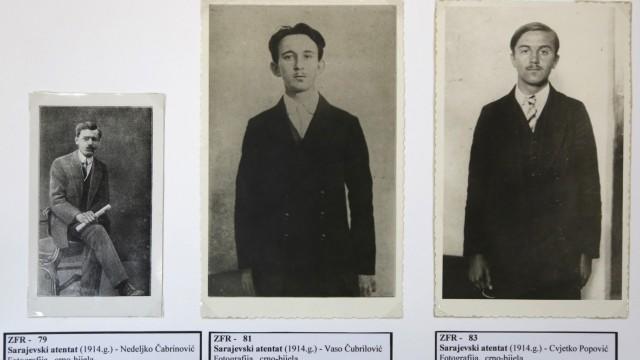 Erster Weltkrieg Gavrilo Princip - der Attentäter von Sarajevo