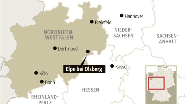 Bundeswehr Abgestürzter Learjet