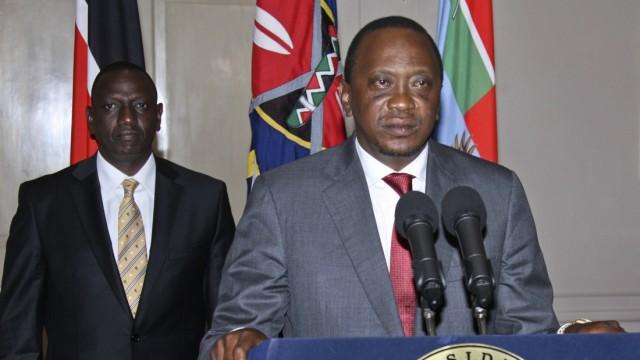 Uhuru Kenyatta, William Ruto