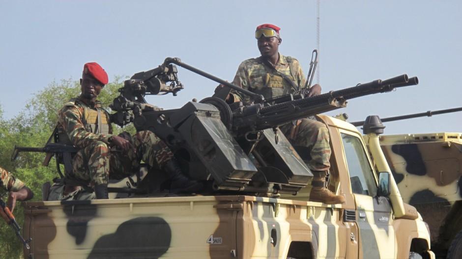 Nigeria Nach neuen Entführungen in Nigeria