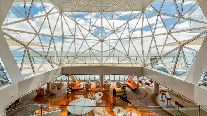 Mein Schiff 3 Kreuzfahrtschiff Tui Cruises
